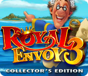 Característica Screenshot Do Jogo Royal Envoy 3 Collector's Edition