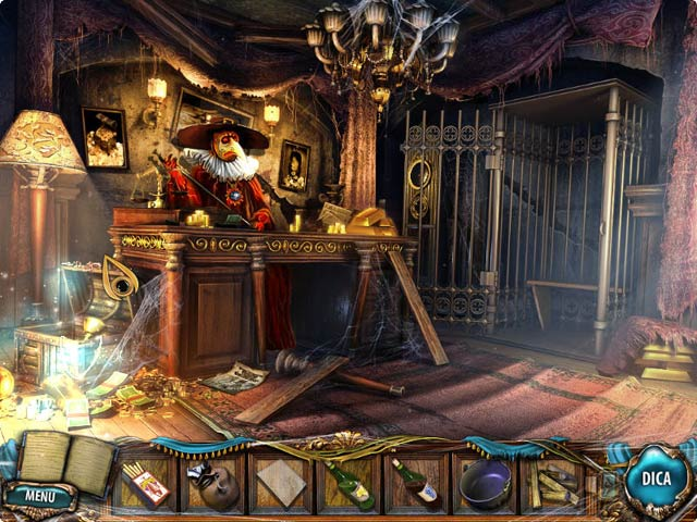 Screenshot Do Jogo 3 Sacra Terra: Noite Angelical