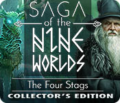 Saga of the Nine Worlds: The Four Stags Collector'