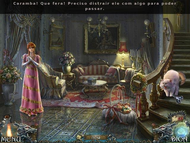 Shadow Wolf Mysteries: O Casamento Amaldiçoado img