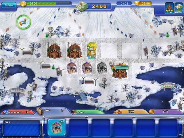 Screenshot Do Jogo 1 Ski Resort Mogul