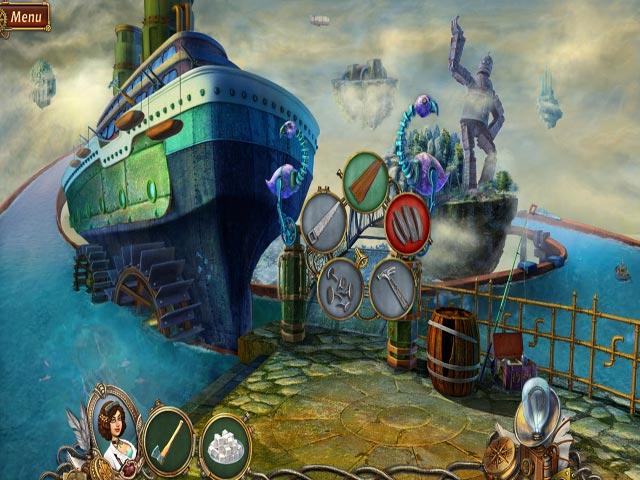 Screenshot Do Jogo 2 Snark Busters: Alta Sociedade