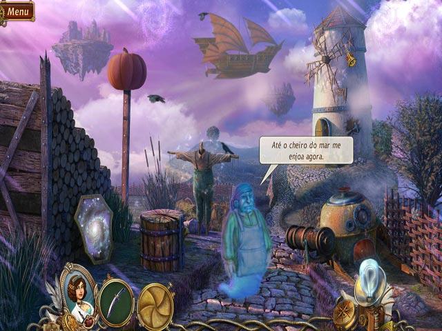 Screenshot Do Jogo 3 Snark Busters: Alta Sociedade