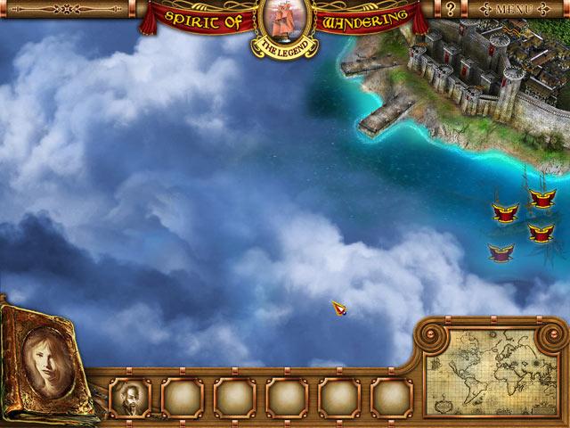 Screenshot Do Jogo 2 The Spirit of Wandering: The Legend