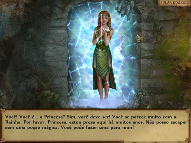Video for Spirits of Mystery: Dama de Âmbar