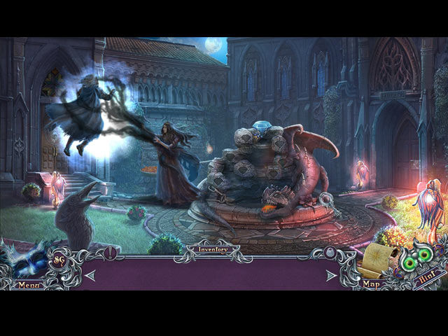 Spirits of Mystery: The Moon Crystal Collector's E img