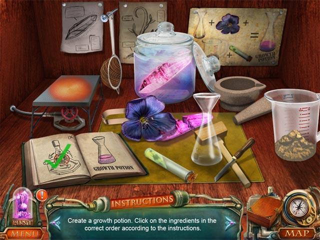 Screenshot Do Jogo 3 Strange Discoveries: Pico Aurora Edição de Colecionador