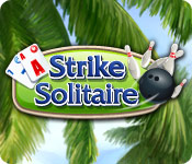 Característica Screenshot Do Jogo Strike Solitaire