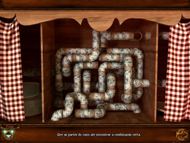 Screenshot Do Jogo 2 Tales From The Dragon Mountain: The Strix
