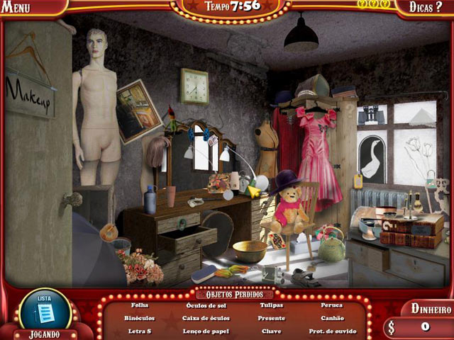 Screenshot Do Jogo 2 The Hidden Object Show