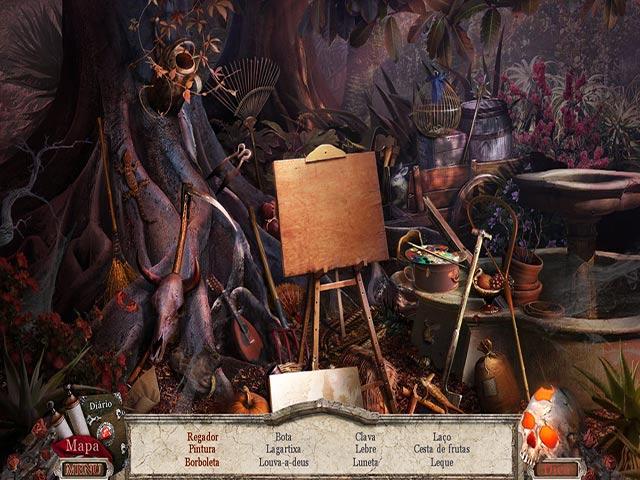 Screenshot Do Jogo 2 The Keepers: O Último Segredo da Ordem