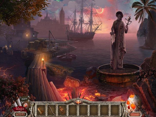 Screenshot Do Jogo 3 The Keepers: O Último Segredo da Ordem