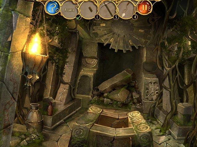 Screenshot Do Jogo 1 The Lost Inca Prophecy