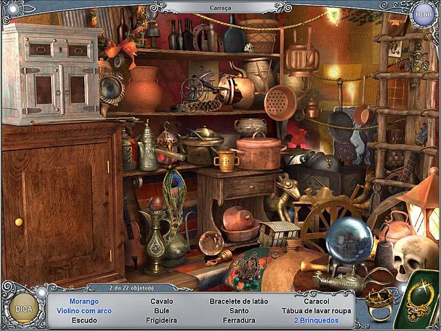 Screenshot Do Jogo 1 Treasure Seekers: É Chegada a Hora