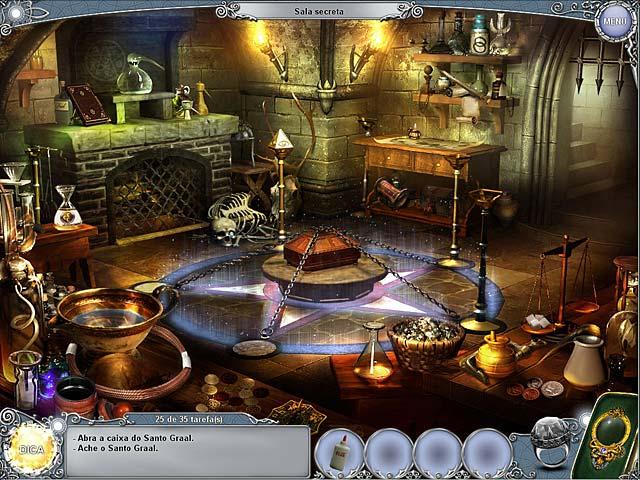 Screenshot Do Jogo 2 Treasure Seekers: É Chegada a Hora