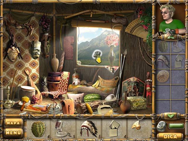 Screenshot Do Jogo 2 Treasures of Mystery Island
