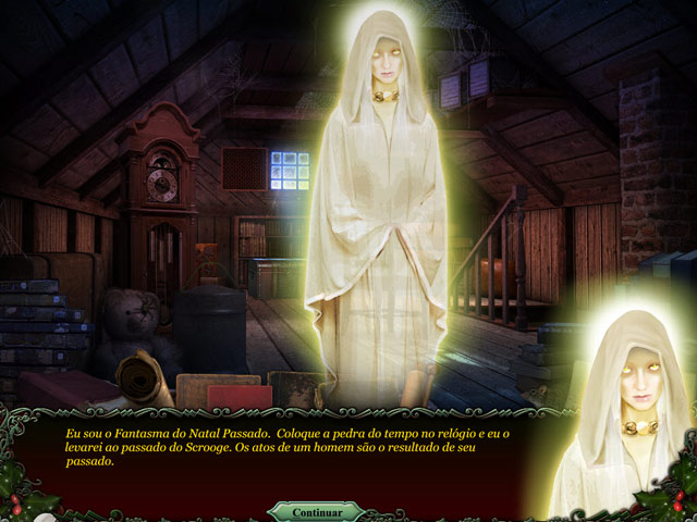 Screenshot Do Jogo 2 Twisted: Um Natal Mal-assombrado
