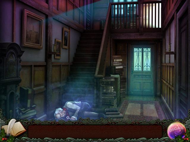 Screenshot Do Jogo 3 Twisted: Um Natal Mal-assombrado