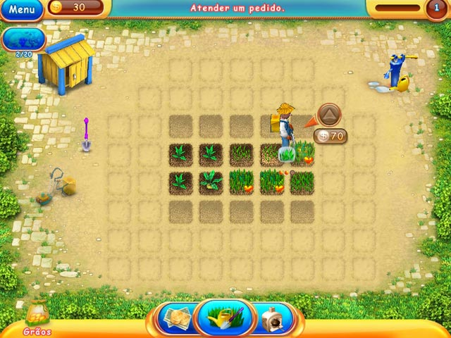 Screenshot Do Jogo 3 Virtual Farm 2