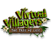 Característica Screenshot Do Jogo Virtual Villagers 4: The Tree of Life