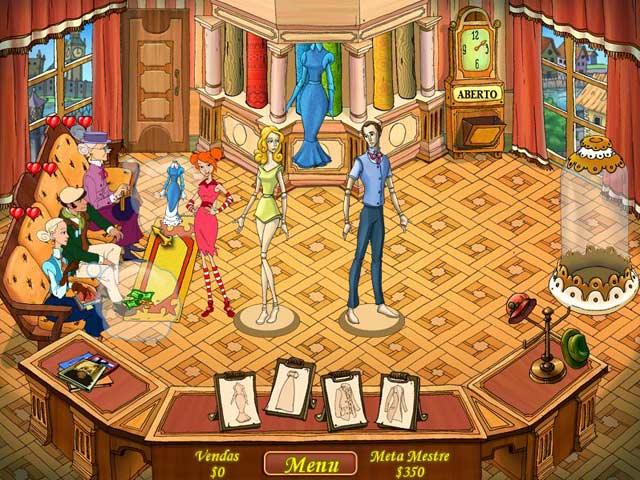 Screenshot Do Jogo 2 Vogue Tales
