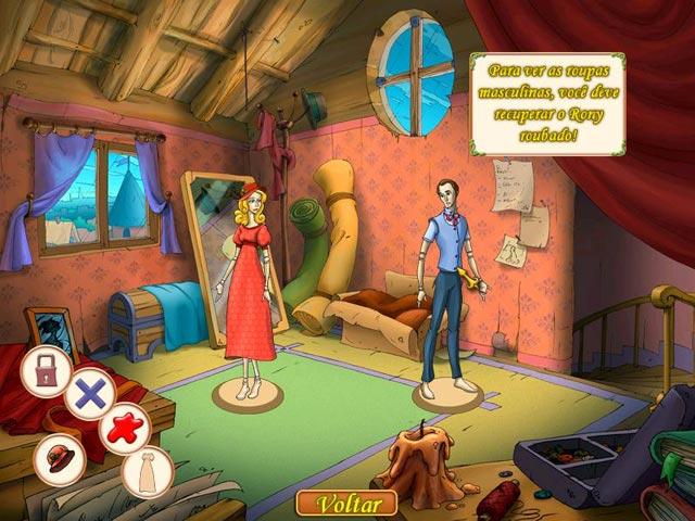 Screenshot Do Jogo 3 Vogue Tales