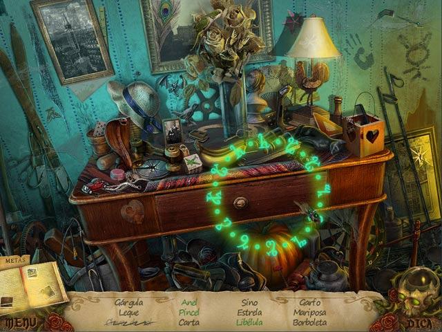 Screenshot Do Jogo 2 Witches' Legacy: A Maldição dos Charleston