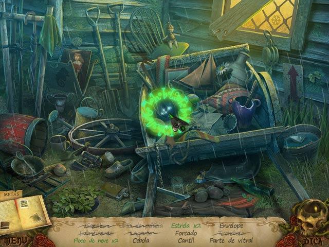Screenshot Do Jogo 3 Witches' Legacy: A Maldição dos Charleston