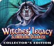 Característica Screenshot Do Jogo Witches' Legacy: Slumbering Darkness Collector's Edition