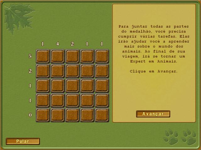 Screenshot Do Jogo 2 World Riddles: Animals