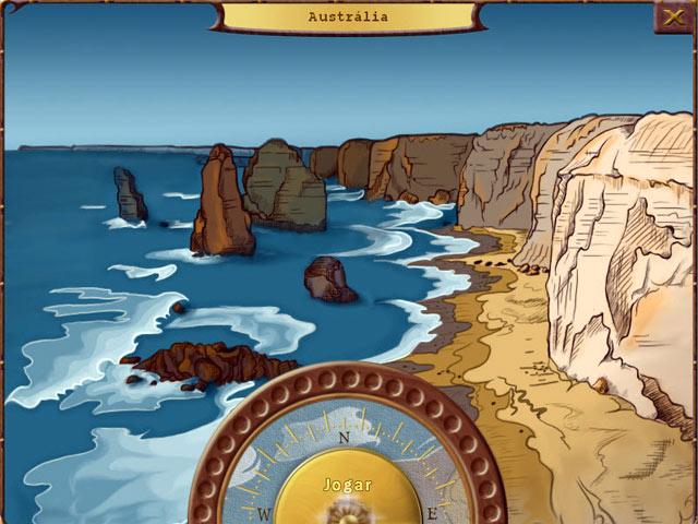 Screenshot Do Jogo 3 World Riddles: Animals
