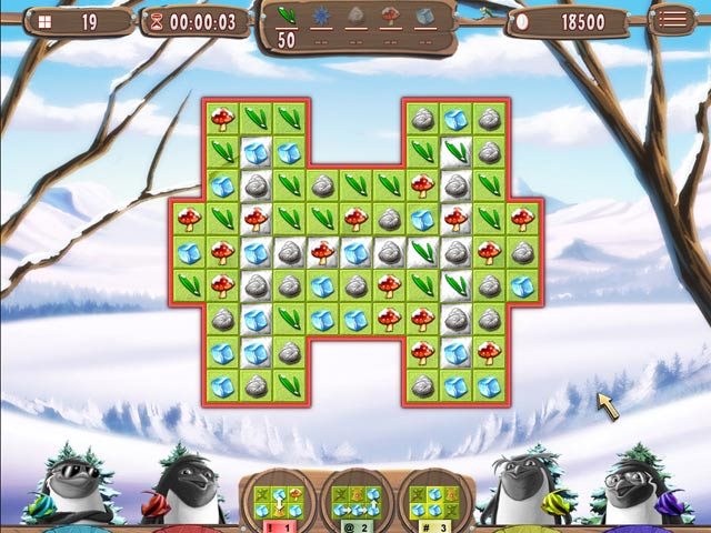 Yeti Quest: Crazy Penguins img