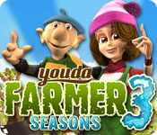 Característica Screenshot Do Jogo Youda Farmer 3: Seasons