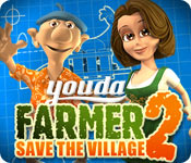 Característica Screenshot Do Jogo Youda Farmer 2: Save the Village