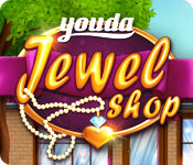 Característica Screenshot Do Jogo Youda Jewel Shop