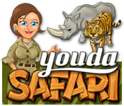 Característica Screenshot Do Jogo Youda Safari