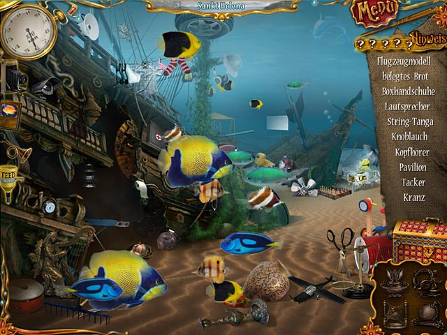 10 tage unter dem meer ipad iphone android pc spiel big fish. Black Bedroom Furniture Sets. Home Design Ideas