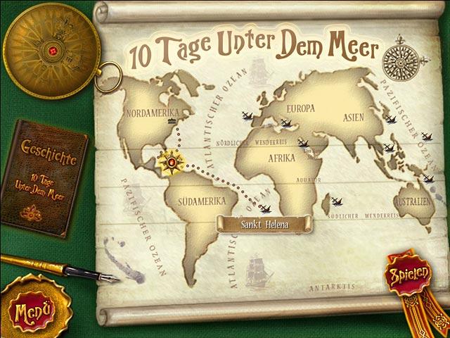Spiele Screenshot 3 10 Tage Unter Dem Meer