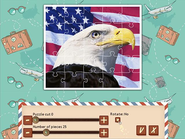 1001 Puzzles – Rund um die Welt, Amerika img