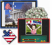 1001 Puzzles: Rund um die Welt-Das grosse Amerika