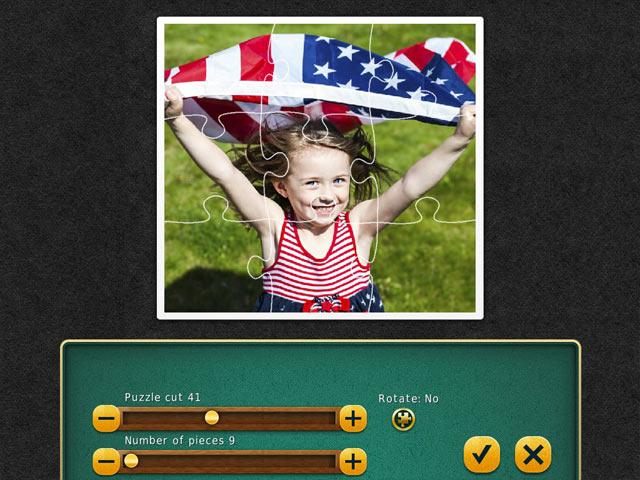 1001 Puzzles: Rund um die Welt-Das grosse Amerika img