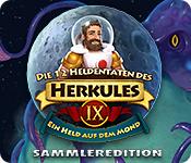 Feature- Screenshot Spiel Die 12 Heldentaten des Herkules IX: Ein Held auf dem Mond Sammleredition
