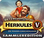 Die 12 Heldentaten des Herkules V: Die Kinder Grie