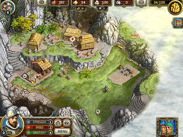 Spiele Screenshot 3 Adelantado Trilogy: Book Three