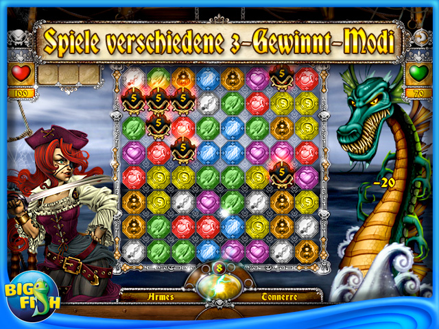 Screenshot für The Adventures of Mary Ann: Lucky Pirates