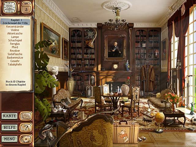 Spiele Screenshot 1 Agatha Christie: Dead Man's Folly