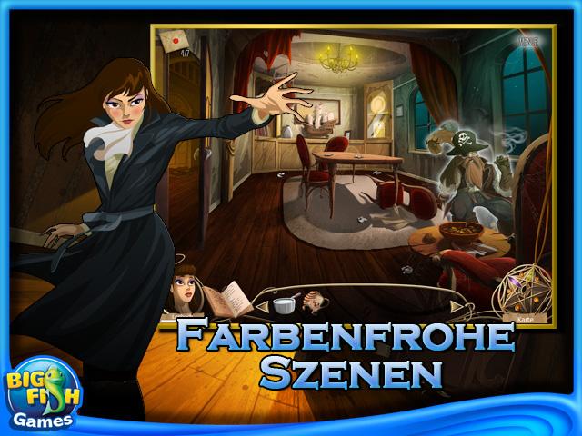 Screenshot für Age of Enigma: Das Geheimnis des sechsten Geistes