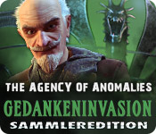 The Agency of Anomalies: Gedankeninvasion Sammleredition