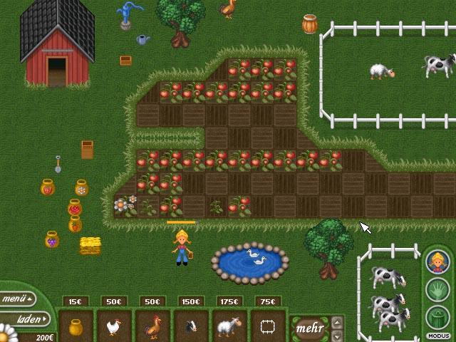 Spiele Screenshot 2 Alice Greenfingers