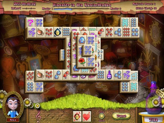 Video für Alice's Magical Mahjong